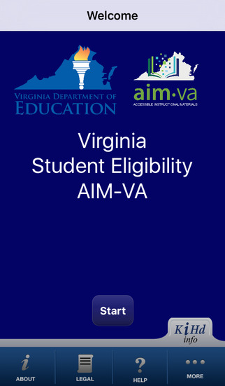 AIM-VA Eligibility App - iOS Version - Image2